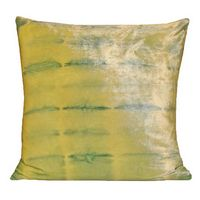 Kevin O'Brien Studio Rorschach Decorative Pillows is available in Citron color.