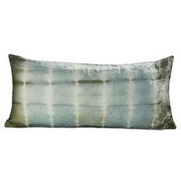 Kevin O'Brien Studio Rorschach 16x36 Decorative Pillows is available in Ice color.