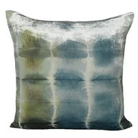 Kevin O'Brien Studio Rorschach Decorative Pillows is available in Ice color.