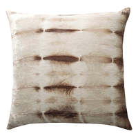 Kevin O'Brien Studio Rorschach Decorative Pillows is available in Cream color.