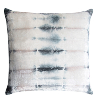Kevin O'Brien Studio Rorschach Decorative Pillows is available in Opal color.