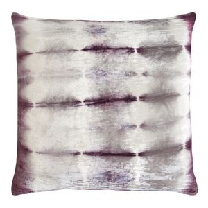 Kevin O'Brien Studio Rorschach Decorative Pillows is available in Wisteria color.
