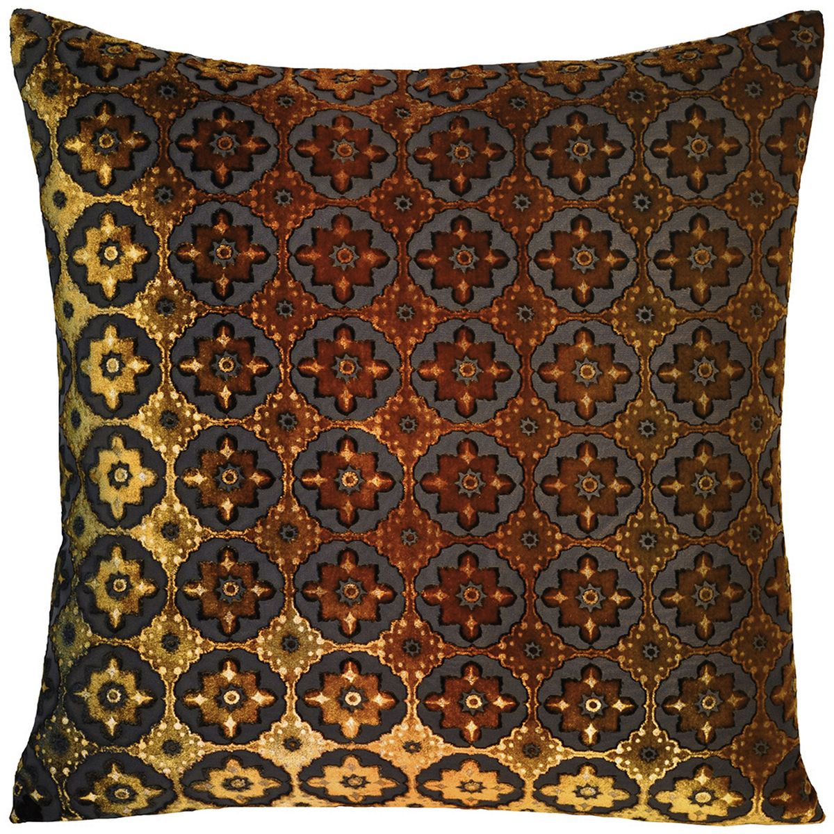 Kevin o 39 brien studio small moroccan velvet decorative pillow for Small decorative throw pillows