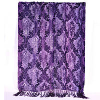 Kevin O'Brien Studio Brocade Velvet Throw