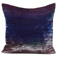 Kevin O'Brien Studio Velvet Dec Pillows are made with silk and rayon.