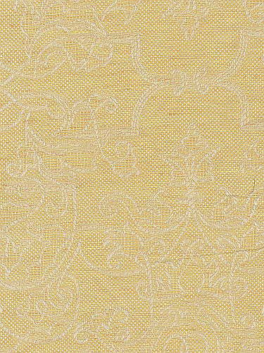 Leitner Camelot Table Linen Sample in Amber color