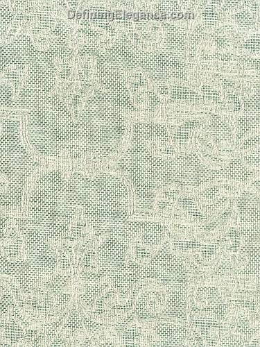 Leitner Camelot Table Linen Sample in Camelot Stone color