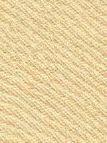Leitner Leivi Bedding Linen fabric sample -  Amber