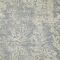 Linen woven with a beautiful flowing artistic impressions, makes a beautiful addition to any room.