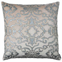 Decorative pillows in Blush will give your coordinated bedding from Lili Alessandra the right amount of glitz and glamour.