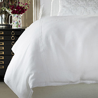 Lili Alessandra Bloom White Bedding