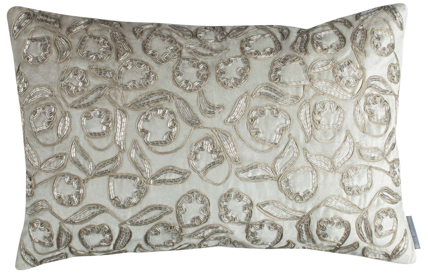 woven diamond taupe jacquard pillow collections designer blue home throw pillows products