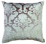 Lili Alessandra Versailles Champagne/Ivory Velvet Square Pillow