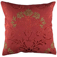 Decorative pillows infused with a delicious spice color.