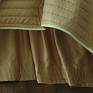 Lili Alessandra Silk & Sensibility Bed Skirt