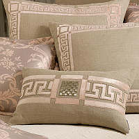 Dimitri is available in Natural Linen/Blush Velvet and Zebra is available in Fawn Velvet/White Beads.