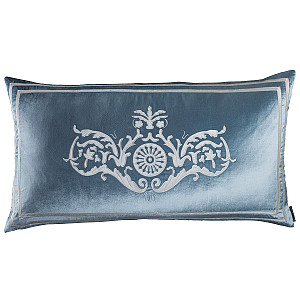 Hand Applique Must Have Velvet Luxury Velvet Pillows includes 95% Feather/5% Down Insert.
