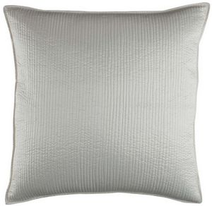Lili Alessandra Retro Ivory Quilted Pillow