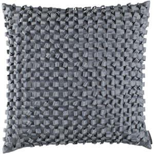 Lili Alessandra Silk & Sensibility Ribbon Pillow