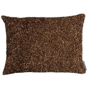 Lili Alessandra Jewel Sm Rectangle Pillow Copper Beads Pillow
