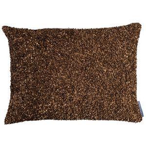 Lili Alessandra Jewel Sm Rectangle Pillow Copper Beads Pillow