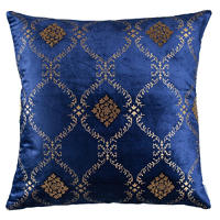 Lili Alessandra Shades of Jewel Tones Pillows look so rich and valuable.