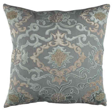 Mix or match these eloquent Valencia decorative pillows that will display a layout that promises to enrich the display area.