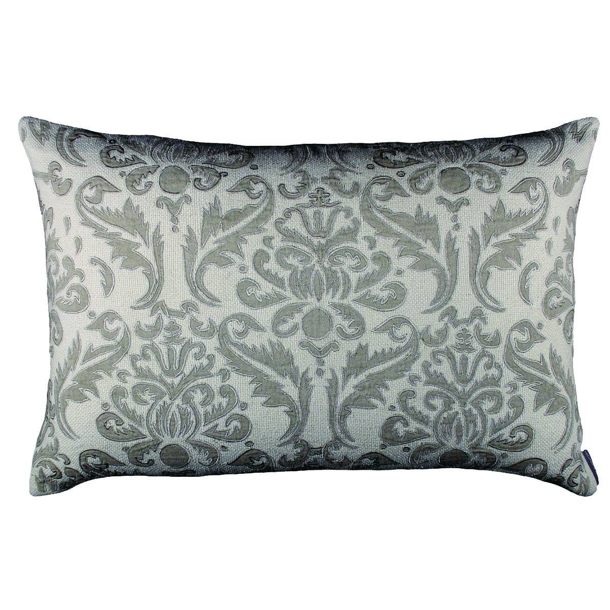 Uuu Lili Alessandra Appliqued Pillows In Basketweave With