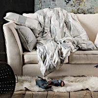 Lulla Smith Bedding Keats Douillette/Duvet and Dec Pillows