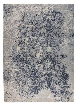 MAT Orange Arvada Area Rug - Grey