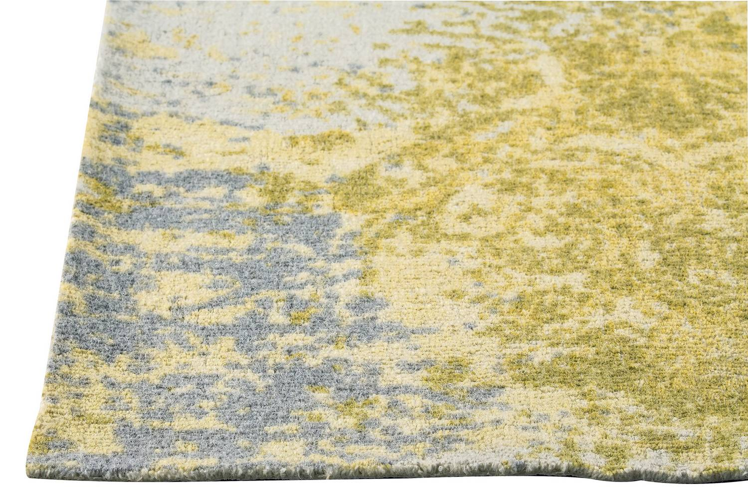 Mat Orange Austin Area Rug Gold