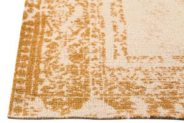 MAT Orange Corona Area Rug - Rust