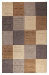 Mat-Orange-Cuadro-Grey-Beige-indian-wool-rug-thumb-200