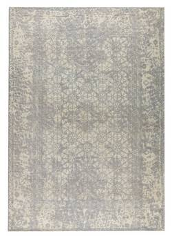 MAT Orange Houston Area Rug - Silver