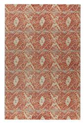 Mat-Orange-Lakeland-Red-new-zealand-wool-rug-thumb