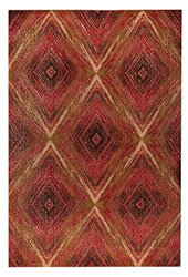 Mat-Orange-Lansing-Red-Multi-new-zealand-wool-rug-thumb