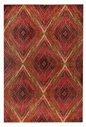 Mat-Orange-Lansing-Red-Multi-new-zealand-wool-rug-thumb