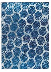 Mat-Orange-Midland-Blue-new-zealand-wool-rug-thumb