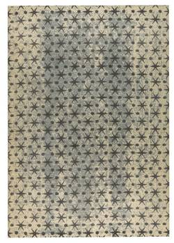 MAT Orange Modesto Area Rug - Beige Grey