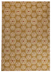 Mat-Orange-Normandie-Gold-new-zealand-wool-rug-thumb1