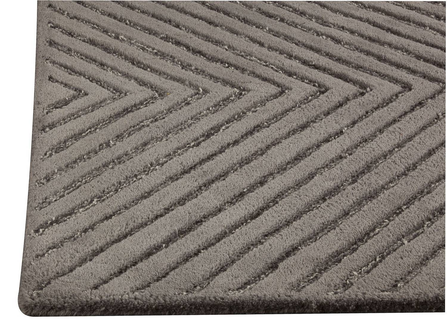 Mat Orange Union Square Area Rug Grey
