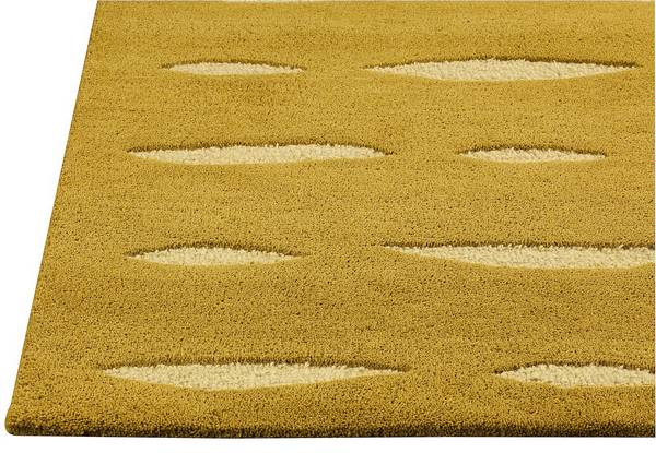 MAT Orange Wink Area Rug - Olive