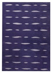 Mat Orange Wink Area Rug - Purple