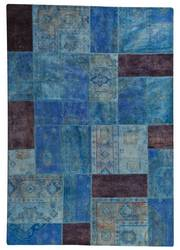 MAT Vintage Renaissance Area Rug - Light Blue