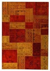 MAT Vintage Renaissance Area Rug - Orange
