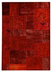 MAT Vintage Renaissance Area Rug - Red