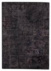 MAT Vintage Sarangi Area Rug - Black