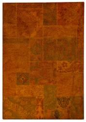 MAT Vintage Sarangi Area Rug - Orange