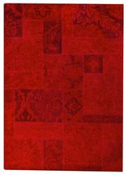 MAT Vintage Sarangi Area Rug - Red