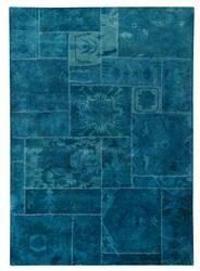 MAT Vintage Sarangi Area Rug - Turquoise